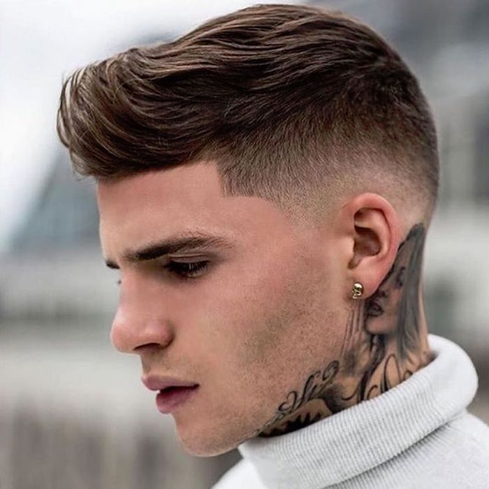 1001 id es coiffure homme court vos marques coupez - Coupe degrader homme ...