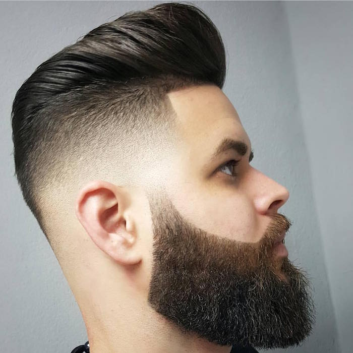 Coupe barbe homme tendances - Coupe barbe homme ...