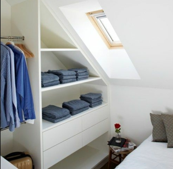 Awesome Amenagement Chambre Sous Combles Contemporary - Design ...