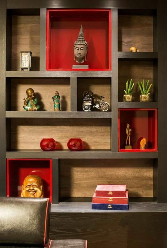 Salon Moderne Taupe : Idées comment décorer vos intérieurs avec une niche