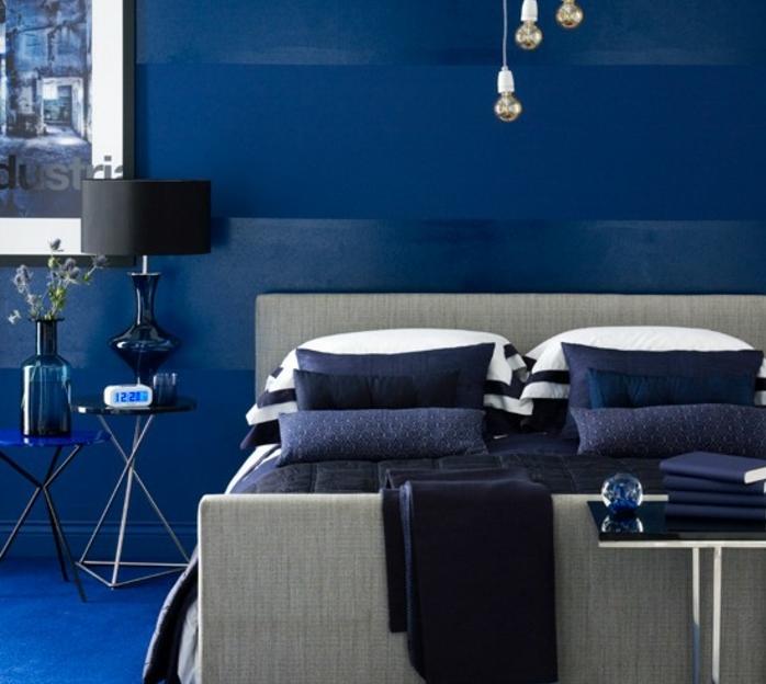 1001 id233es pour une d233co maison couleur indigo