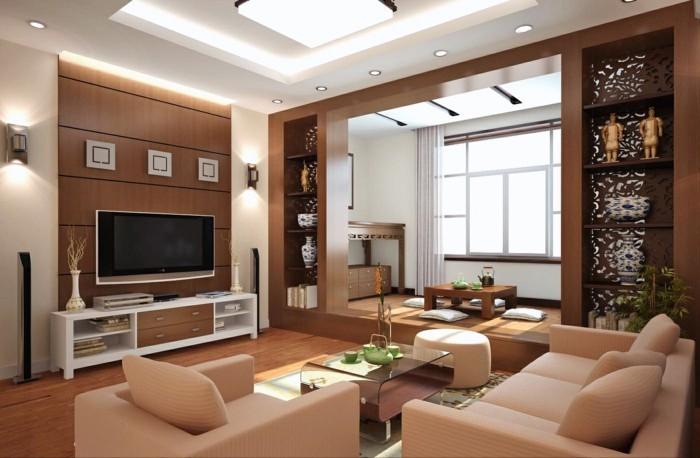 1001 Designs Superbes Pour Un Salon Feng Shui