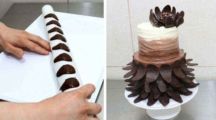 You Tube Mirror Cakes