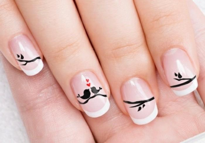 1001 Nails Arts Stupefiants Pour Une Manucure Originale St Valentin