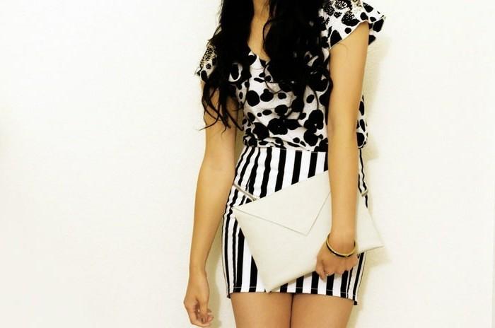diy-pochette-simple-en-blanc-à-combiner-avec-une-tenue-décontractée-idee-accessoire-femme-élégant