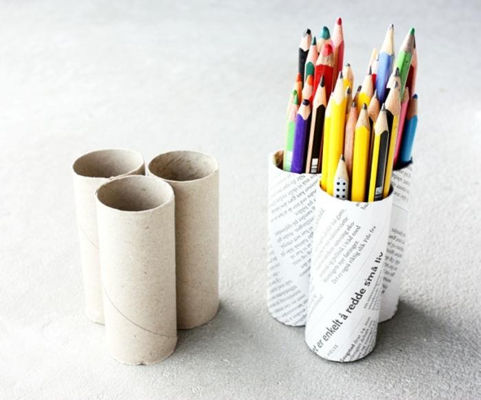Pot A Crayon A Decorer