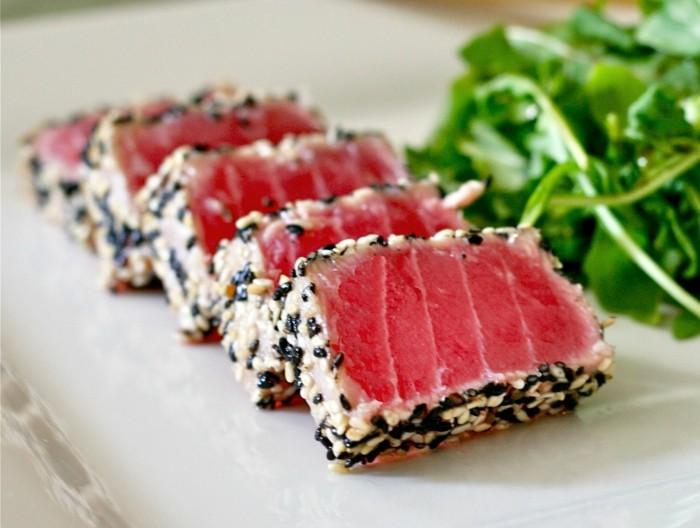 thon, poisson convenable pour lutter contre la carence en fer, aliments contenant du fer, différents types de poissons