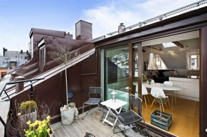 1001 conseils et mod les pour am nager une terrasse trop zienne. Black Bedroom Furniture Sets. Home Design Ideas
