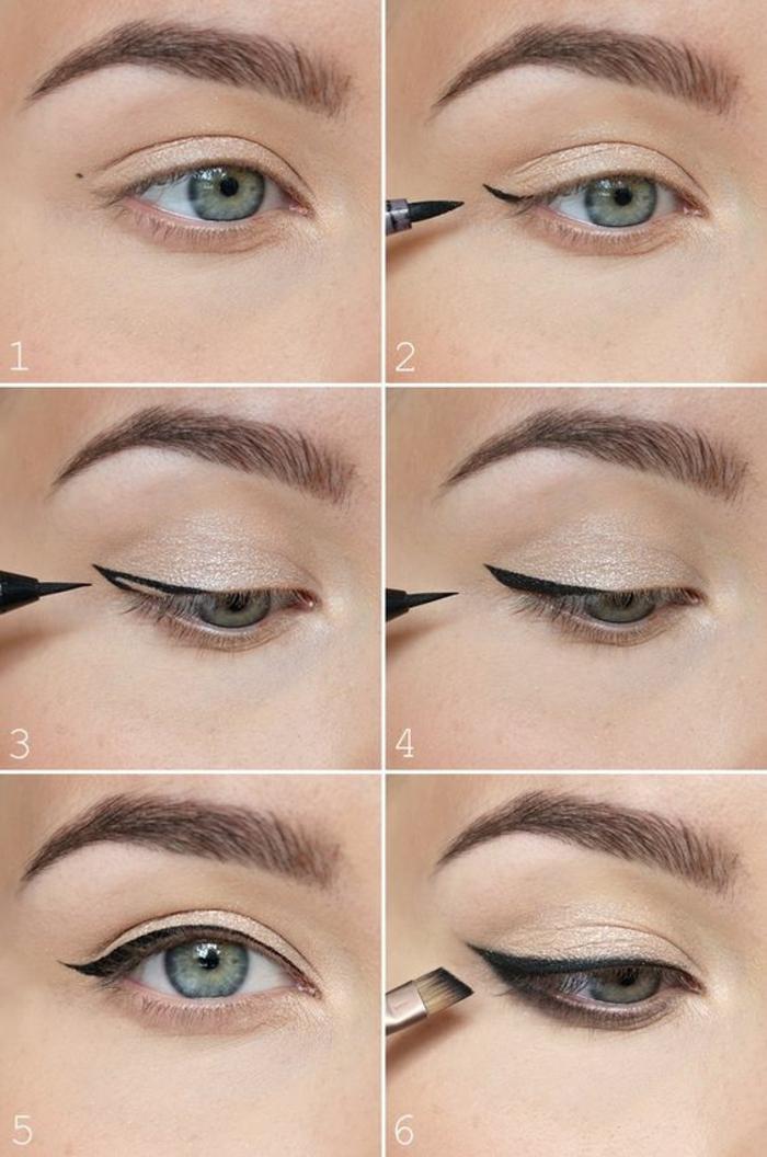 Vidéos de maquillage comment maquiller ses sourcils tutoriels eye liner