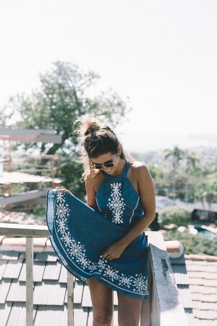 fashion-tenu-décontracté-femme-tenue-simple-et-chic