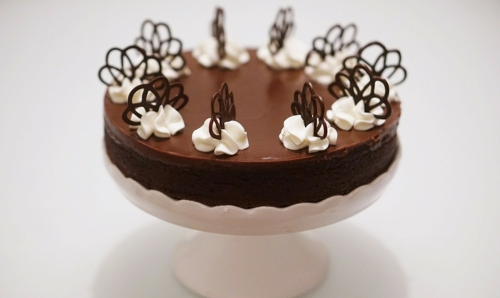 decoration a gateau