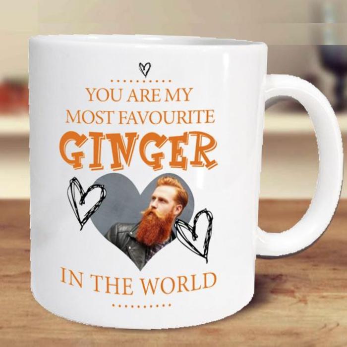 gobelet personnalisable, un avoeu d'amour original sur une tasse à café