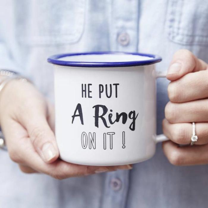 gobelets personnalisés, cadeaux pour couples mariés