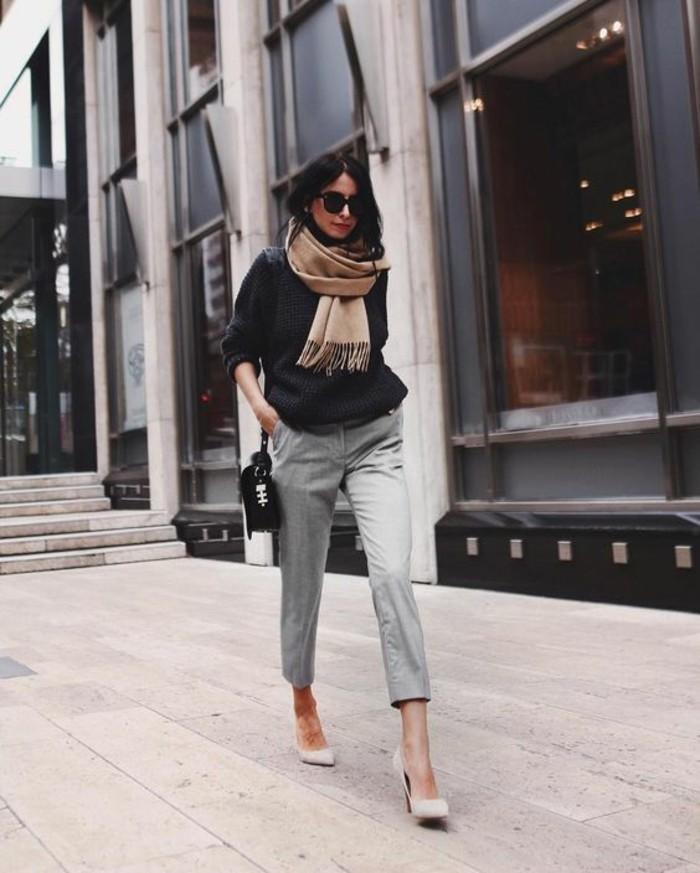 Comment s habiller aujourd hui et demain – idées chic pour toute la semaine! 93fb38d261d