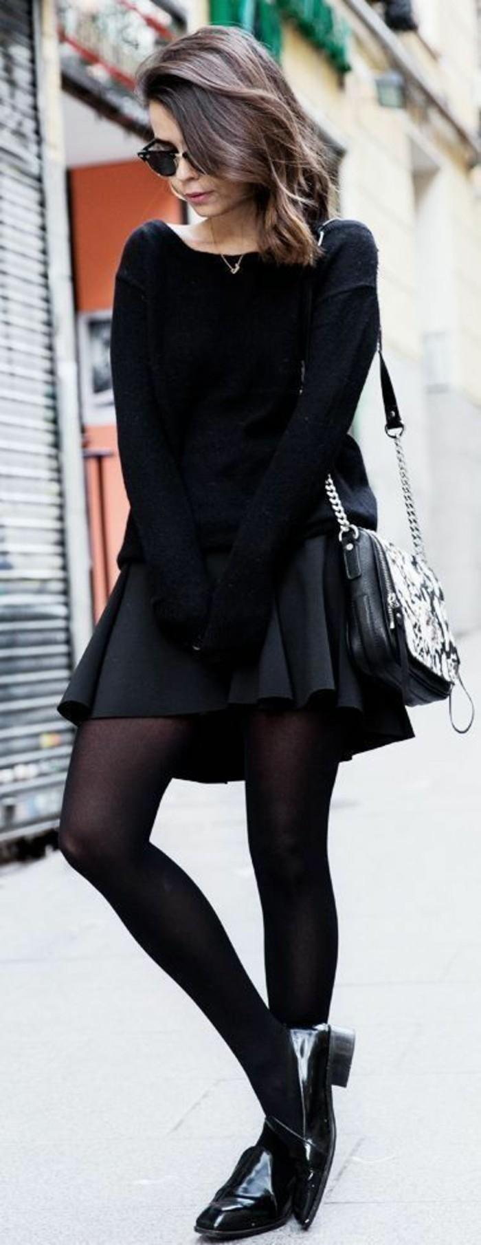 habillée-femme-comment-s-habiller-en-ce-moment-petite-robe-noire