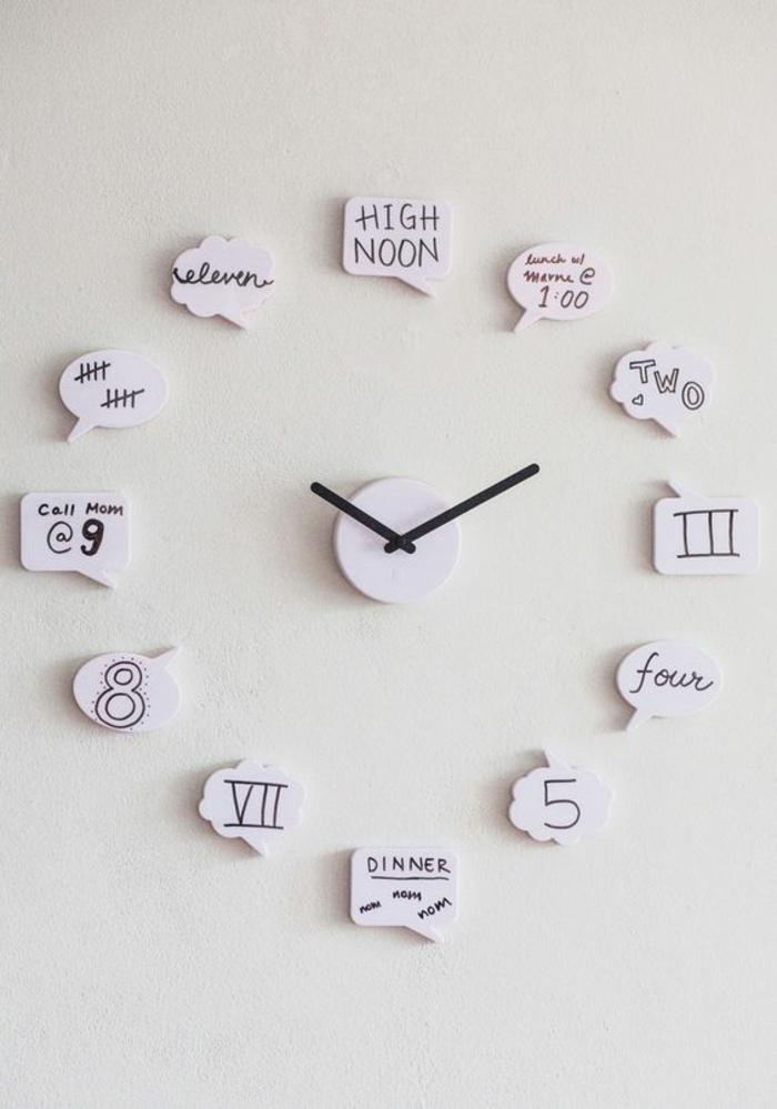 horloge-murale-originale-chambre-ado-créative