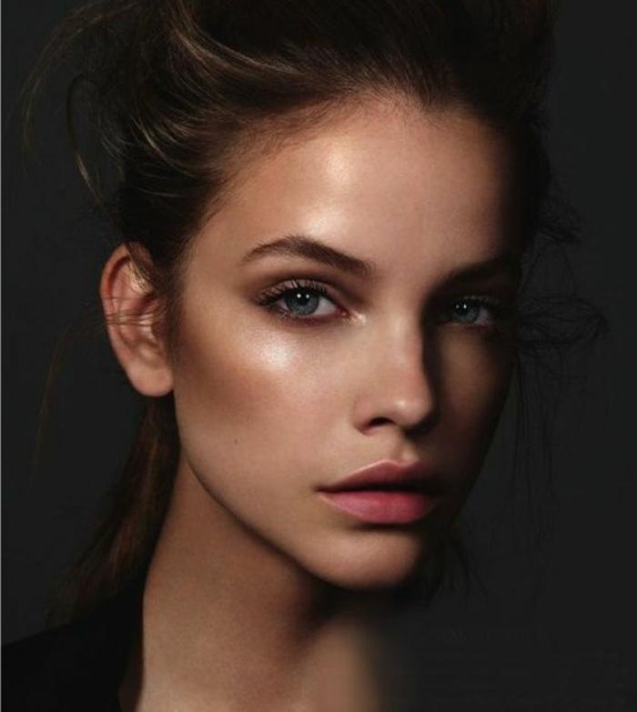 Maquiller ses sourcils comment bien se maquiller le visage jolie lip