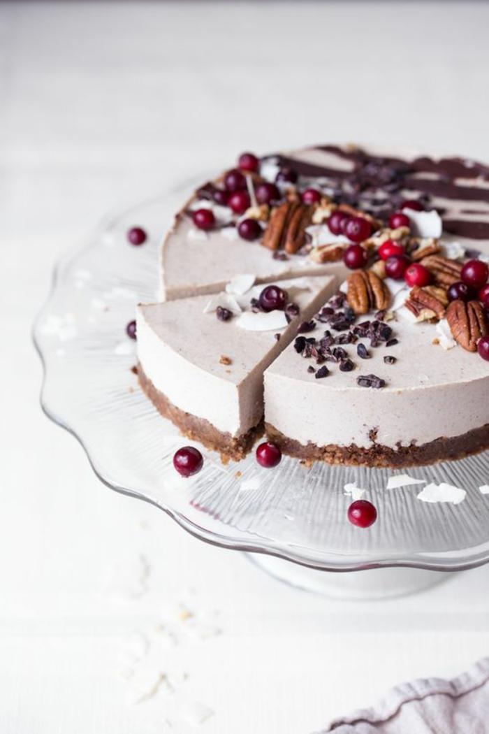 idée-gâteau-anniversaire-gateau-mariage-idée-le-cheesecake-cool-idee
