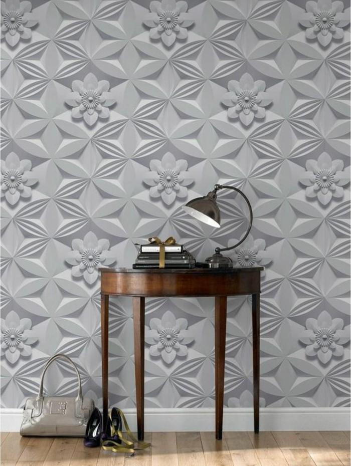 1001 mod les de papier peint 3d originaux et modernes - Tapisserie graham brown ...