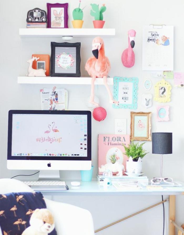 idée-pour-espace-créatif-chambre-ado-fille