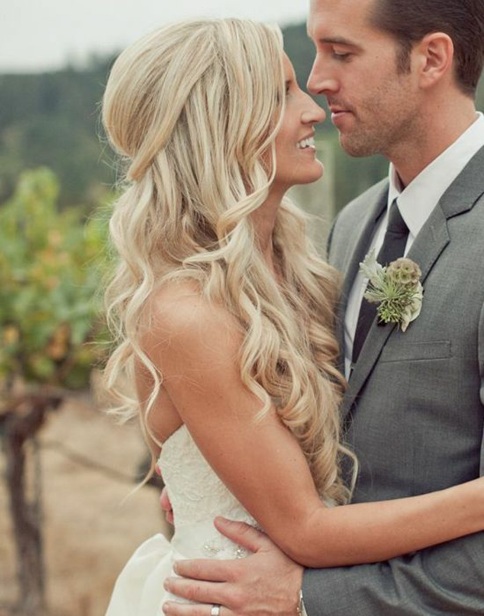 inspiration-robe-sirene-mariage-robe-de-marié-bustier-bisou