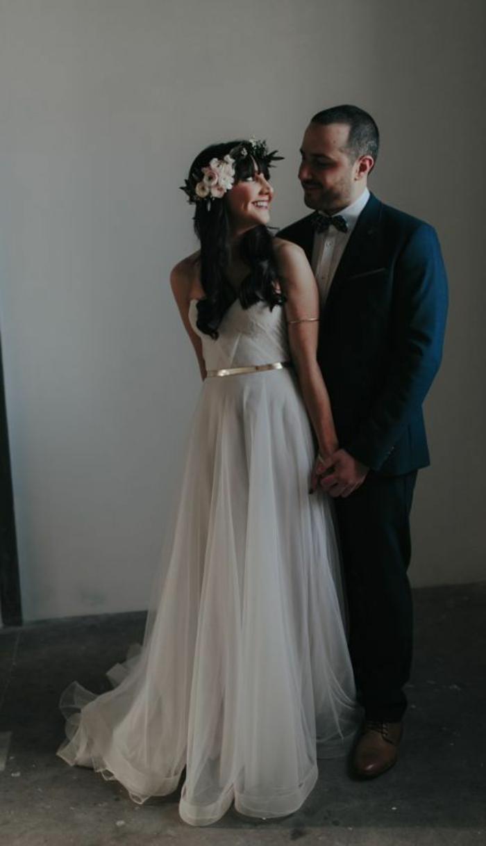 inspiration-robe-sirene-mariage-robe-de-marié-bustier-longue-robe-jolie