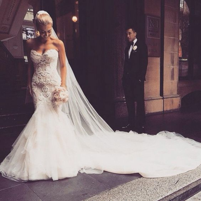 inspiration-robe-sirene-mariage-robe-de-marié-bustier-une-idee
