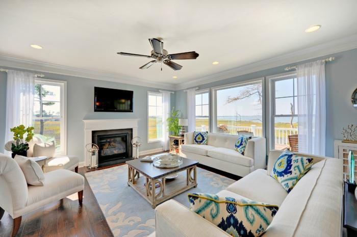 interieur-deco-chambre-adulte-bleu-paon-salle-de-sejour-avec-belle-vue