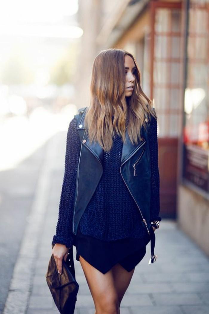 jupe de style portefeuille pour rendre une silhouette femme au rectangle plus féminine