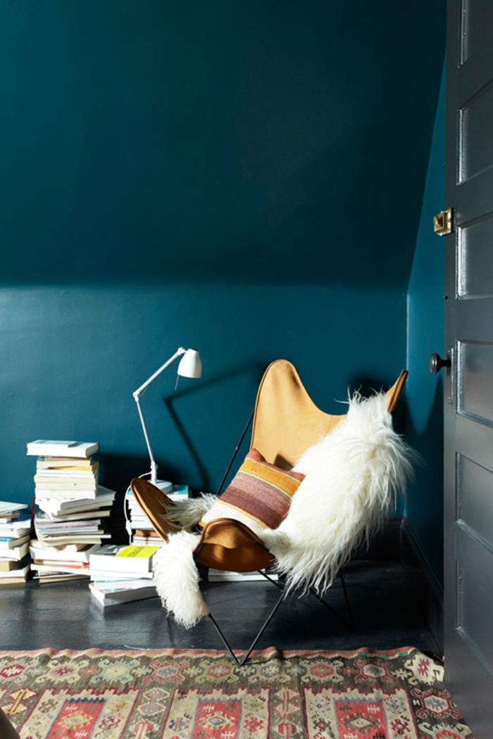 la-déco-chambre-bleu-canard-deco-de-chambre-tapis
