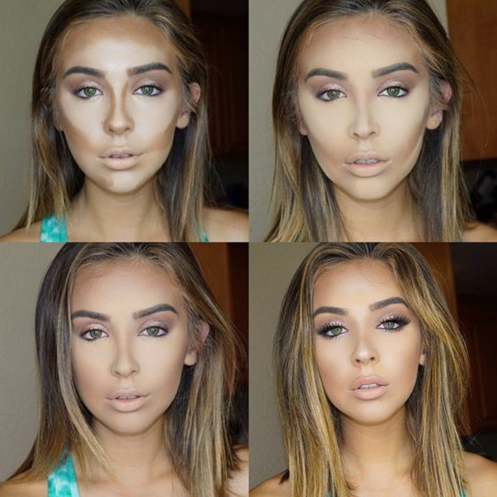 le-maquillage-nude-le-maquillage-classe-maquillage-facile-étapes