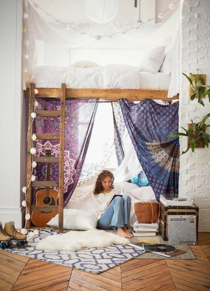 lit-mezzanine-chambre-ado-bohème-espace-cocooning