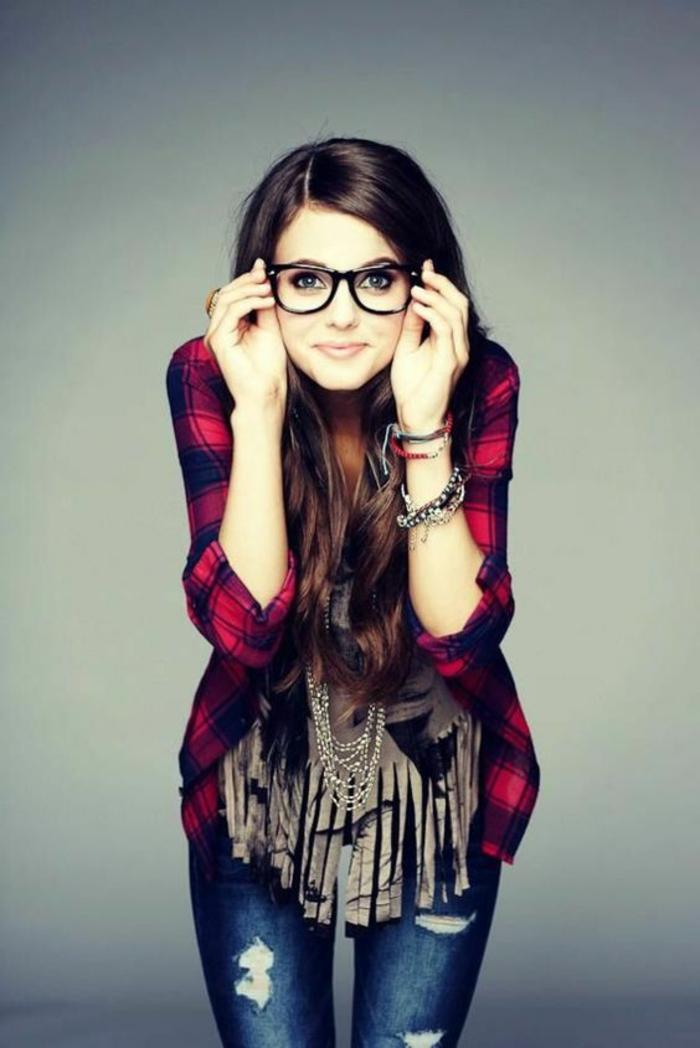 lunettes-de-vue-femme-style-grunge