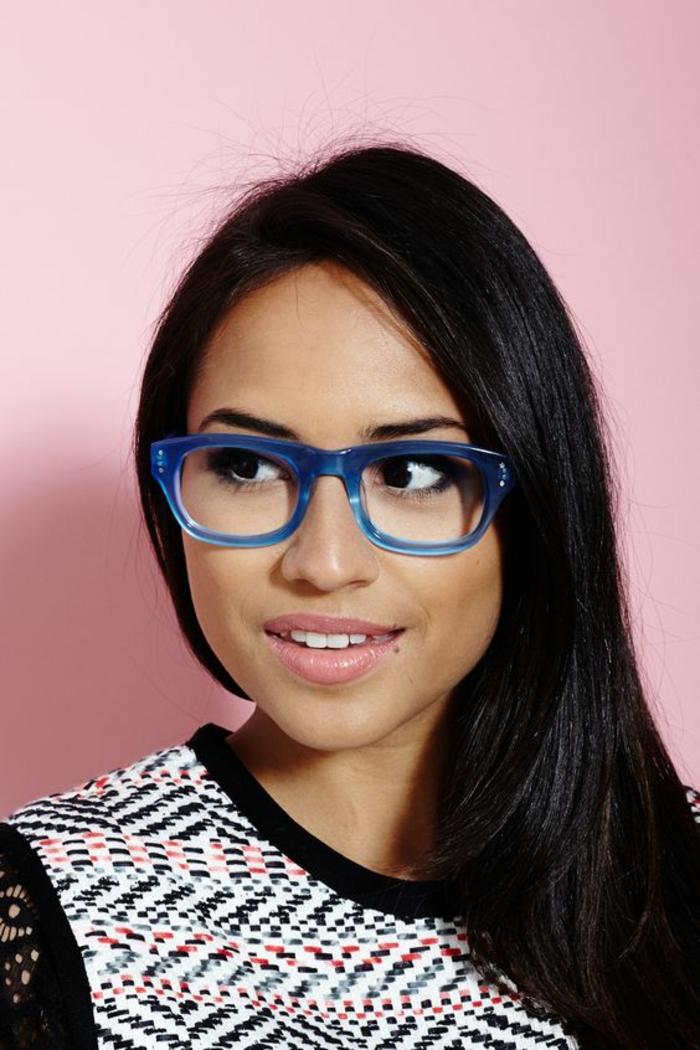 lunettes-vue-femme-bleu-marine