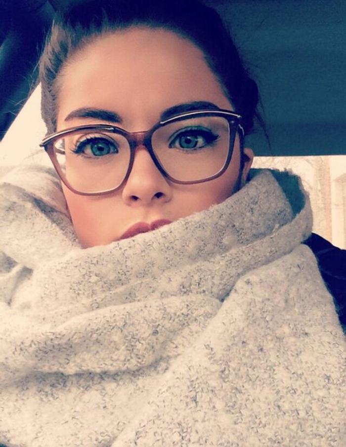 Fabuleux ▷ 1001+ Idées pour des lunettes de vue femme + les looks appropriés JH78