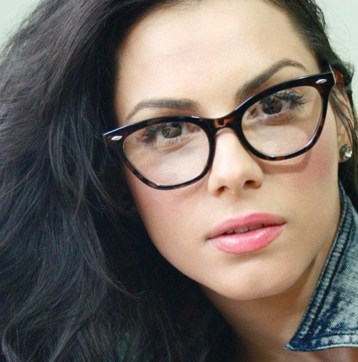 lunettes-vue-femme-rétro-glamour