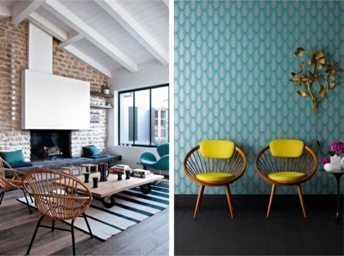 magnifique-deco-salon-bleu-canard-bleu-paon-idée