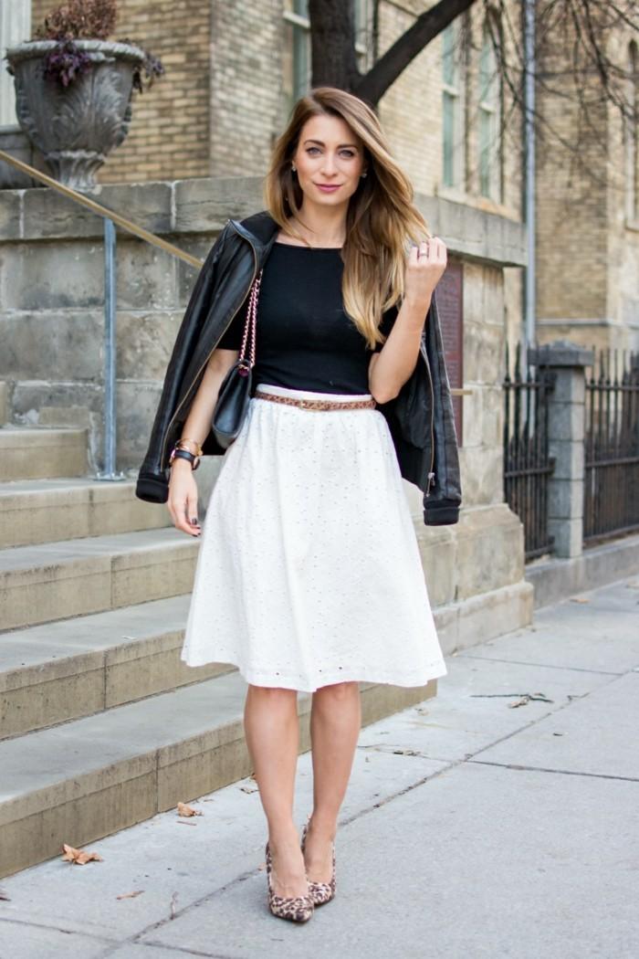 magnifique-tenue-comment-s-habiller-au-printemps-midi-jupe-blanche