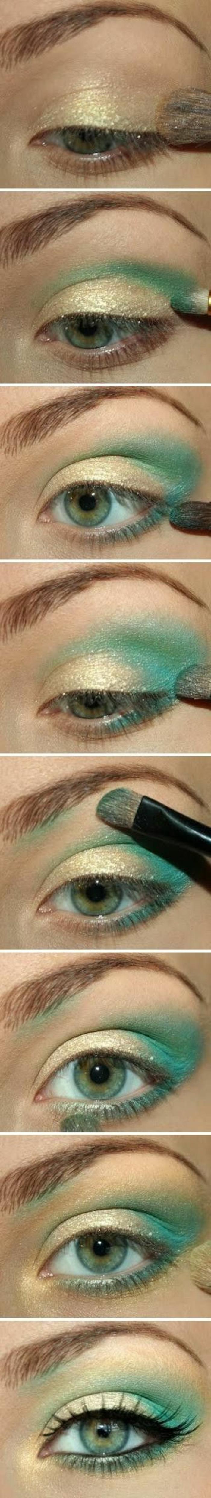 maquillage-des-yeux-bleus-tutoriel-pas-à-pas-comment-se-maquiller
