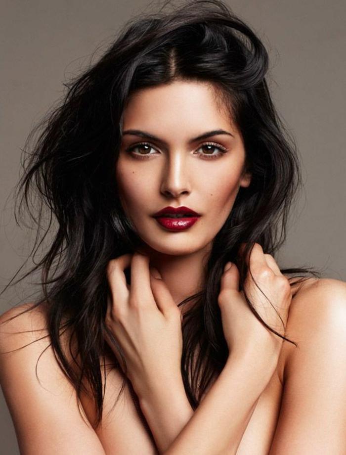 Maquiller ses sourcils comment bien se maquiller le visage magnifique