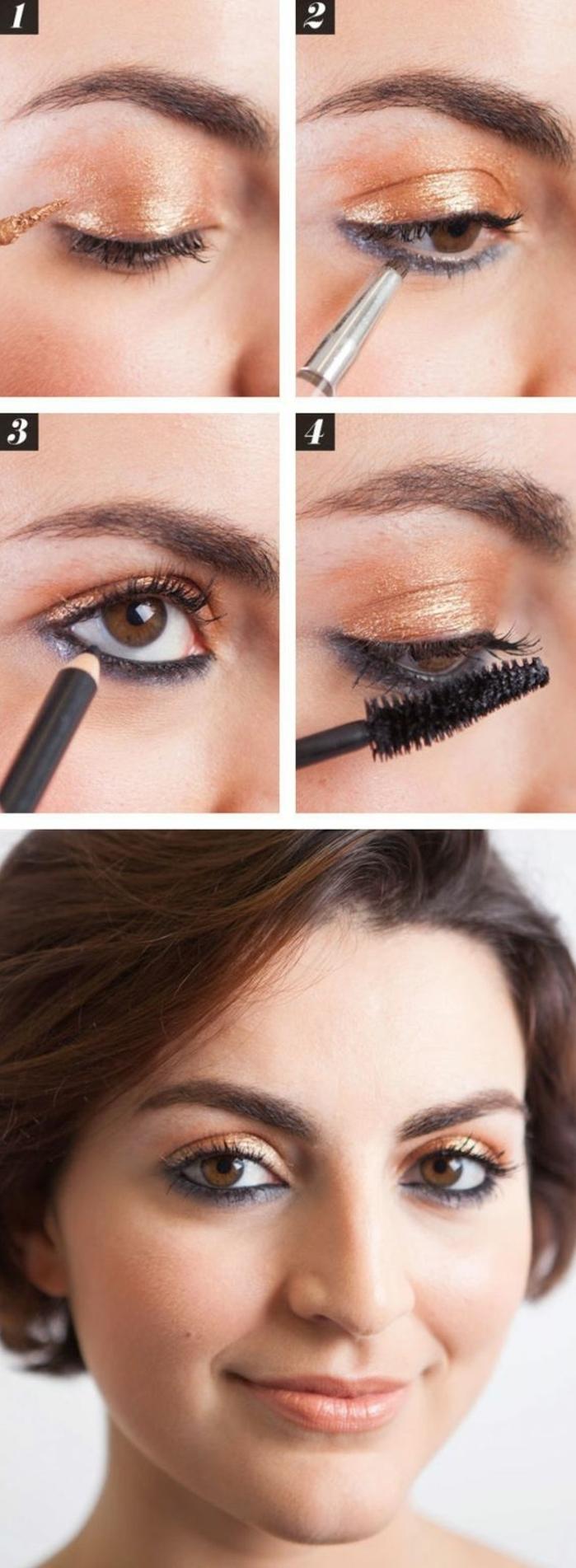 maquiller-yeux-marrons-idées-tutos-maquillage-de-tous-les-jours