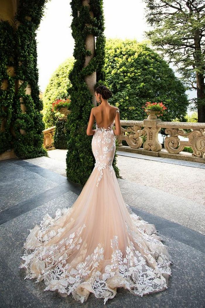 1001 id es pour trouver la meilleure robe de mari e bustier. Black Bedroom Furniture Sets. Home Design Ideas