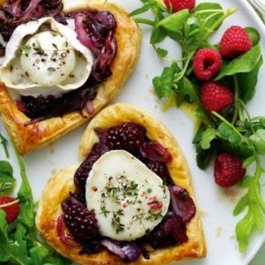 50 recettes gourmandes pour confectionner votre menu Saint-Valentin romantique
