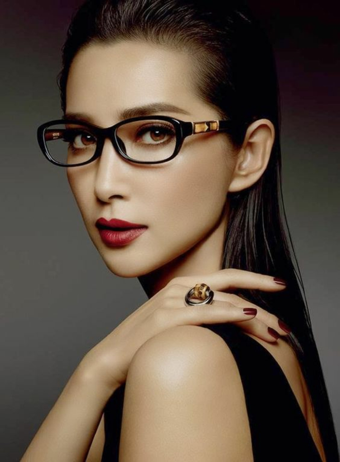 50c5c2f5a0 ▷ 1001+ Idées pour des lunettes de vue femme + les looks appropriés