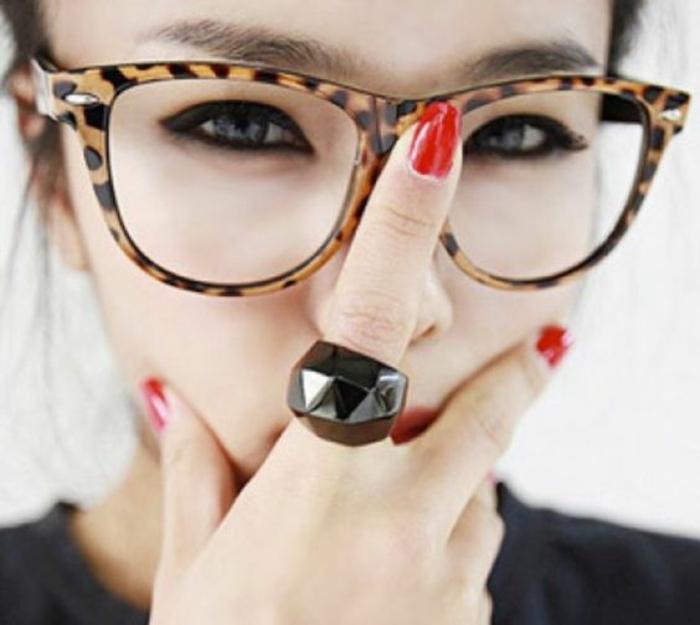monture-de-lunette-de-vue-femme-motifs-léopard-grande