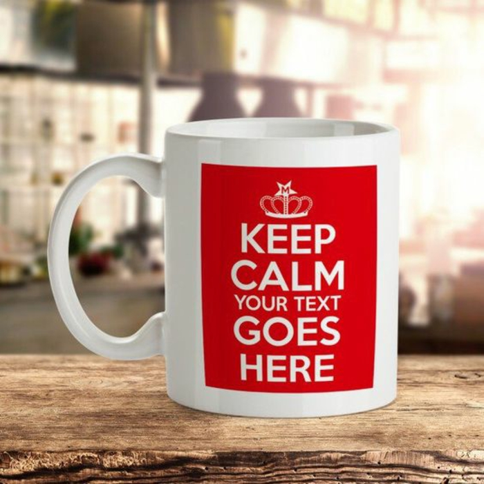 mug personnalisé, cadeaux personnalisés à offrir
