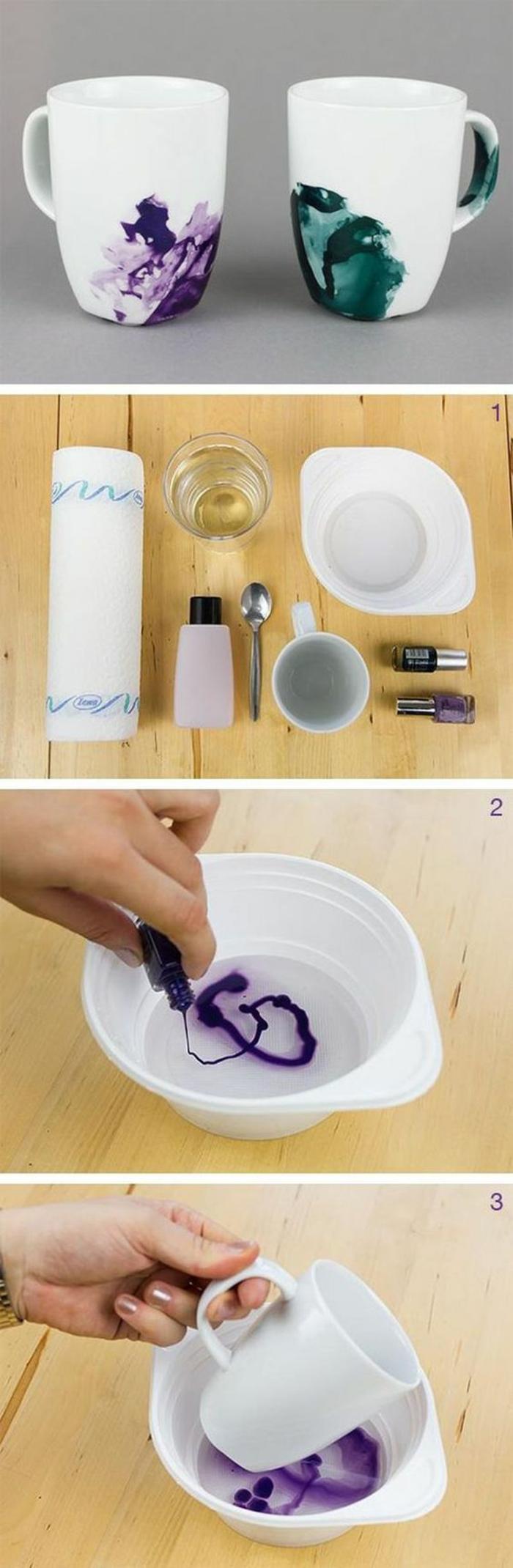 mug personnalisé, comment décorer sa tasse