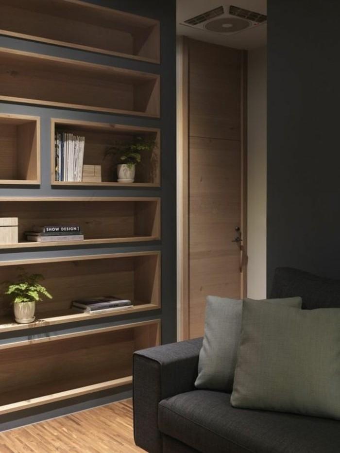 1001 Idees Comment Decorer Vos Interieurs Avec Une Niche Murale