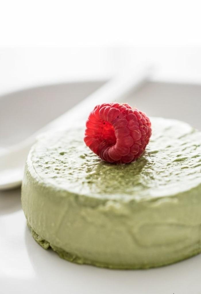 panna-cotta-recette-crème-délicieuse-avec-thé-vert
