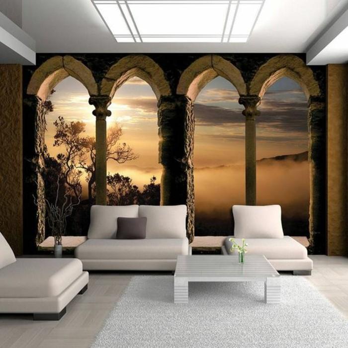 papier-peint-décoratif-papier-peint-salon-effet-3d